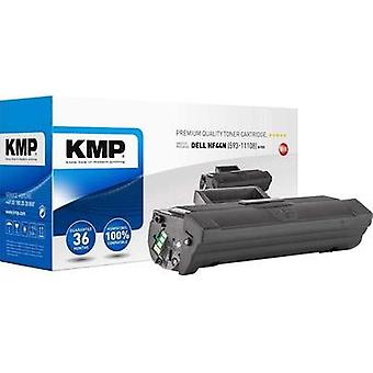 KMP Toner cartridge replaced Dell 593-11108 Compatible Black