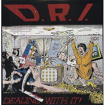 D.R.I. - beskæftiger sig med det [Vinyl] USA import