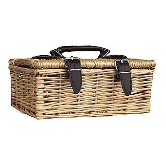26cm Empty Wicker Basket