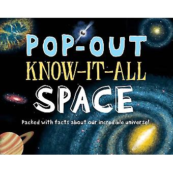 Pop-Up Know-It-All: Space (Pop Out Know It All) (Paperback) by Stead Emily