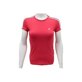 Adidas Ess 3 S Tee Z35867 Womens T-shirt