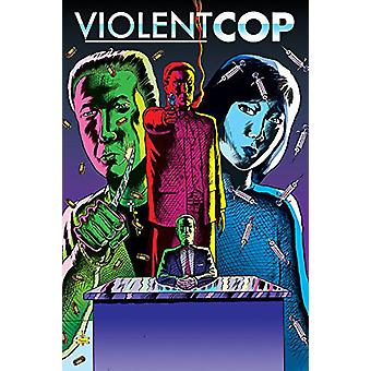 Violent Cop [DVD] USA import