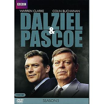 Dalziel & Pascoe: Season 5 [DVD] USA import