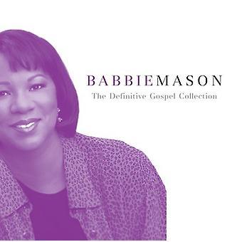 Babbie Mason - endelig evangeliet opkrævning [CD] USA import