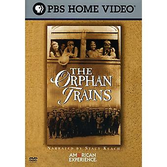 The American Experience: The Orphan Trains [DVD] USA import