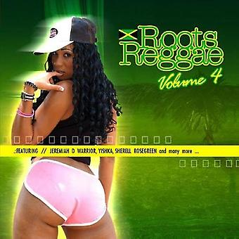 Roots Reggae - Vol. 4-Roots Reggae [CD] USA import