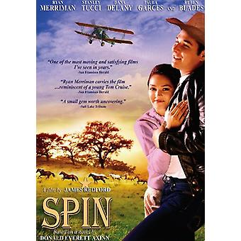 Spin [DVD] USA import