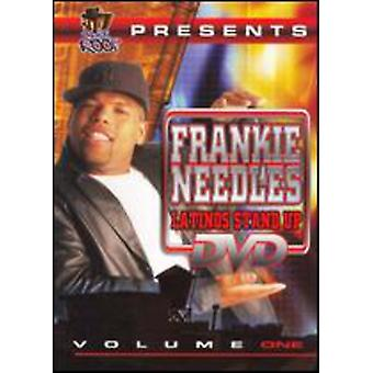 Frankie nåle Latinoer Stand Up [DVD] USA import