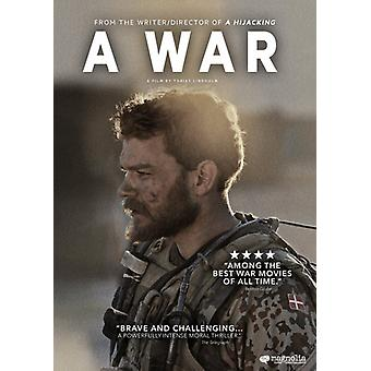 War [DVD] USA import
