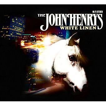 John Henry's - hvid linned [Vinyl] USA import