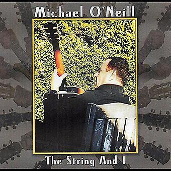 Michael O'Neill - String & I [CD] USA import