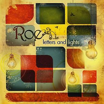 Roe - Letters & Lights [CD] USA import