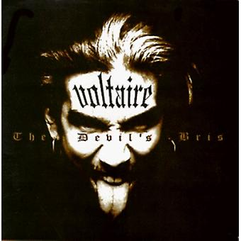 Voltaire - Djævelens Bris [CD] USA importerer