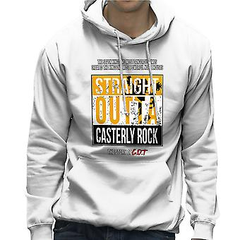 Straight Outta Caterly Rock Game Of Thrones Men's Hooded Sweatshirt