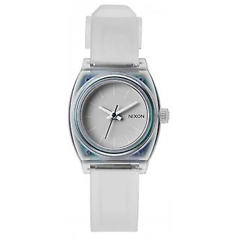Nixon The Small Time Teller P Watch - Translucent