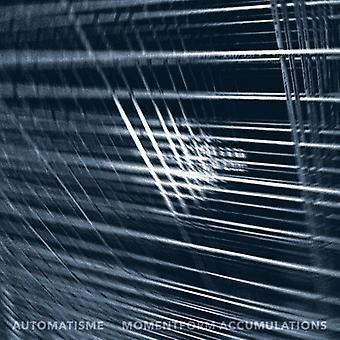 Automatisme - Momentform ophopingen [CD] USA import