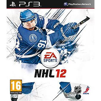 NHL 12 (PS3) (used)