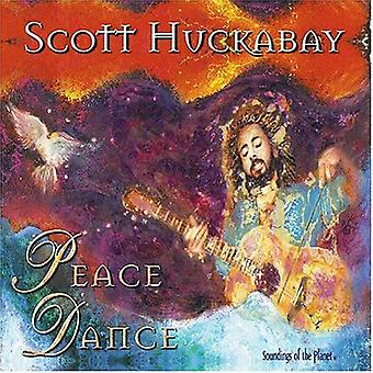 Scott Huckabay - fred dans [CD] USA import