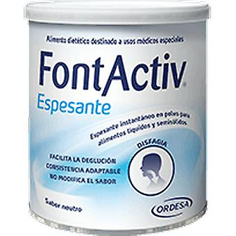 Fontactiv Thickener Fontactiv 250G 6 Botes (Dieet , Smoothies)