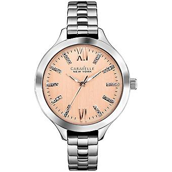 Caravelle New York Ladies' Carla Watch 45L141