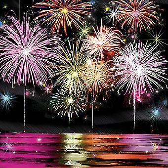 Ambiente Fireworks Napkins