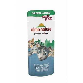 Almo nature Green Label Mini Food Filete De Atun (Cats , Cat Food , Wet Food)