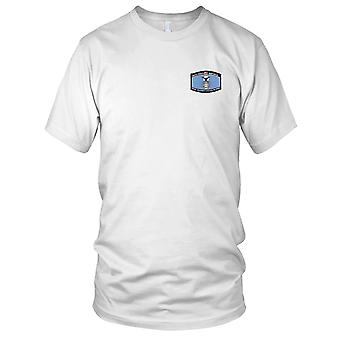 USAF Airforce - Security Police Retired Embroidered Patch - Kids T Shirt