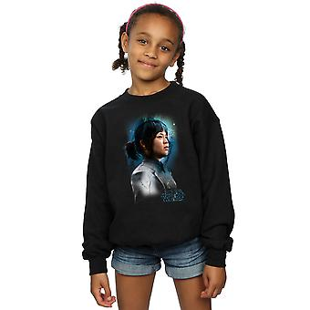 Star Wars Girls The Last Jedi Rose Tico Brushed Sweatshirt