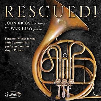 John Ericson - reddet glemt værker for 19 Horn [CD] USA import
