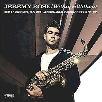 Jeremy Rose - Within & Without [CD] USA import