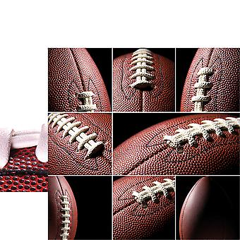 Football 2 Double-Sided Cardstock 12
