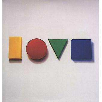 Love Is A Four Letter Word (2LP) by Jason Mraz