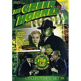 Green Hornet - Original Serials [DVD] USA import