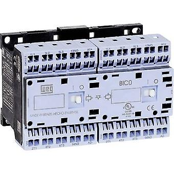 Reversing contactor 1 pc(s) CWCI09-01-30D24S WEG 6 makers