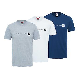 The North Face Mens Never Stop Exploring T-Shirt