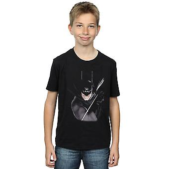 DC Comics Boys Batman By Alex Ross T-Shirt