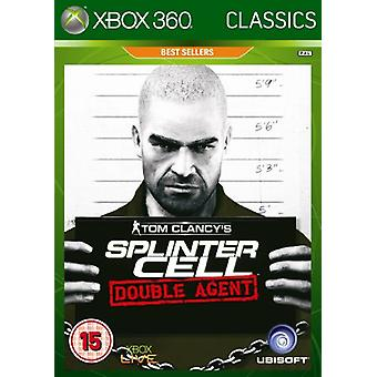 Tom Clancys Splinter Cell Double Agent - Classics Edition (Xbox 360)