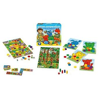 Orchard Toys - Compendium Games