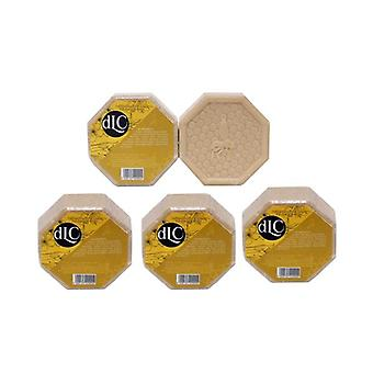 5 pack, Olive Honey soap. 5x90gr of amazing honey soaps for your face and body.