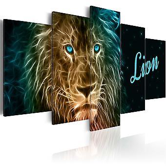Billede - Gold lion