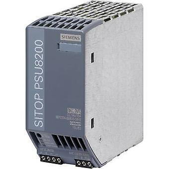 Siemens SITOP PSU8200 Rail mounted PSU (DIN) 24 VCC 10 A 240 W 1 x