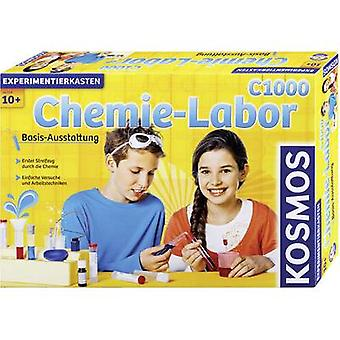Science kit Kosmos Chemielabor C1000 640118 10 years and over