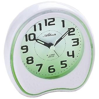 Quartz alarm clock alarm clock quartz Repeater light melody creeping second