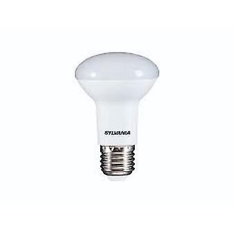 1 X Sylvania RefLED R63 V2 E27 7W warmweiß LED 630lm [Energieeffizienzklasse A +]