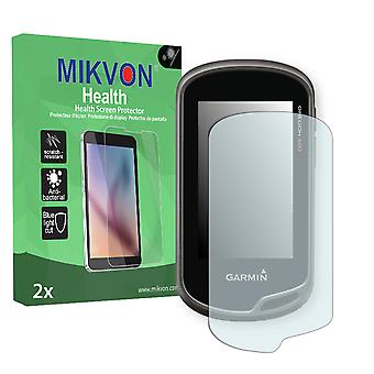 Garmin Oregon 650t Screen Protector - Mikvon Health (Retail Package with accessories)