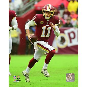 Alex Smith 2018 akcji Photo Print