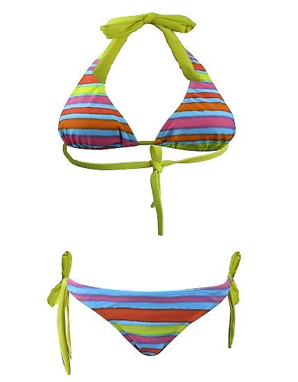 Waooh - Beach - Bikini Set