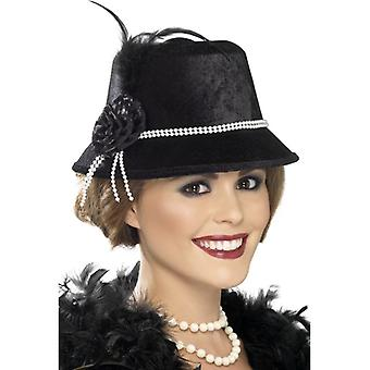 20's Hat, One Size