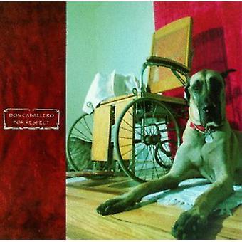 Don Caballero - For Respect [CD] USA import