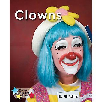 Clowns - 9781781278017 Book